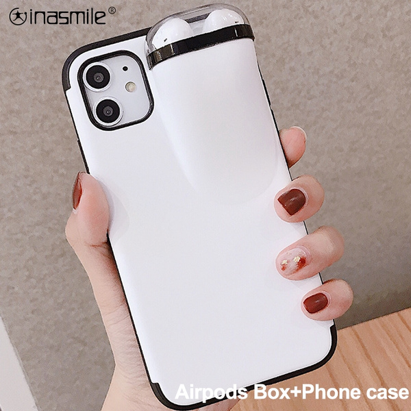 Excellent Case For Airpods Phone Case For Apple Air Pods 2 Back