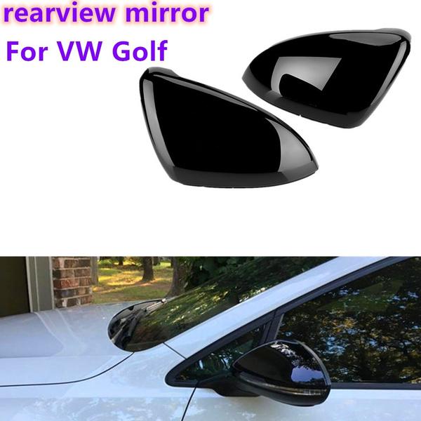 Kibowear For Vw Golf 7 Mk7 7 5 Gtd R Gti Mk6 6 Polo 6r 6c Scirocco Passat B7 Jetta Beetle Side Wing Mirror Cover Caps E Golf Wish