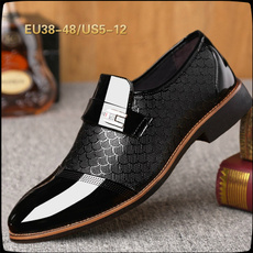 Fashion, leather shoes, men's fashion shoes, genuine leather