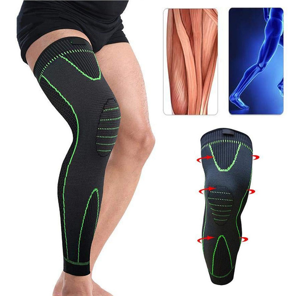 Mumian 1 Pcs Hight Quality Knee Compression Sleeve Best Knee Brace For Men Women Knee Support For Running Basketball Weightlifting Gym Workout Sports Please Check Sizing Chart Wish