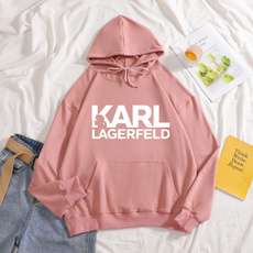 drawcordhoodie, Fleece, Long Sleeve, Coat