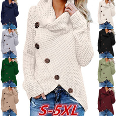 Plus Size, Hoodies, Sleeve, pullover sweater