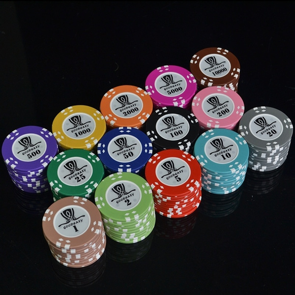 Casino Chips Fancy Chips Texas Poker Chips Colours Chips Board