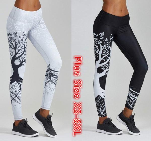 Women's Fashion, Leggings, Plus Size, sport pants