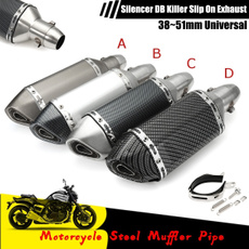 motorcycleaccessorie, Steel, Fiber, Stainless