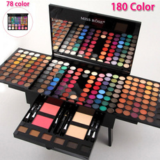 Box, Eye Shadow, Makeup, Beauty