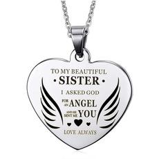 Heart, sister, Fashion, Christmas