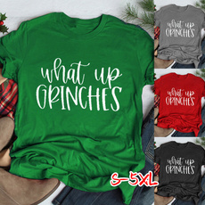 Funny, Plus Size, Christmas, Shirt