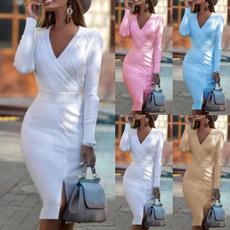 Fashion, sweater dress, Winter, collectwaist