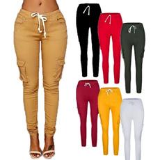 Women Pants, jeansformen, Leggings, Fashion