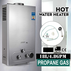 gaswaterheater, hotwaterboiler, Shower, homedepotwaterheater