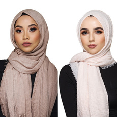 Fashion, Soft, Shawl, Muslim