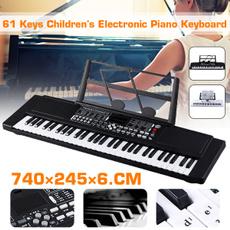 electricpiano, 61keyspiano, Regalos, Electric