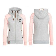 jacketforwomen, Outdoor, Hoodies, Sleeve