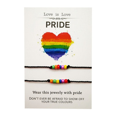 Charm Bracelet, rainbow, Joyería, Pulsera