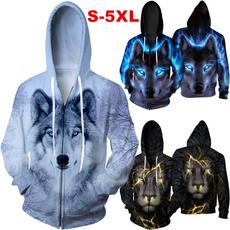 hoody sweatshirt, 3D hoodies, Plus Size, Fashion Hoodies