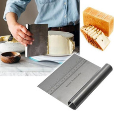 Steel, Decor, Baking, doughscraper