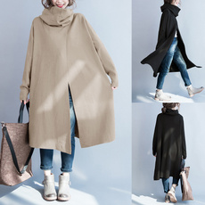 wntercoat, Fashion, Necks, Sleeve