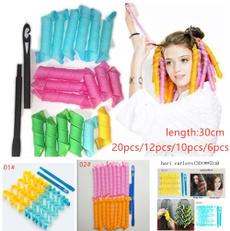 Hair Curlers, Fashion, Magic, hairstyledesign