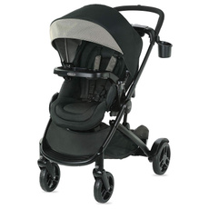 Baby Trend Tri Fold Lightweight Compact Mini Stroller With