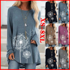 Clothes, Plus Size, tunic top, Long Sleeve