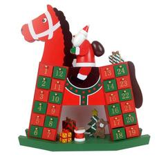 Box, Decor, paintedadventcalendargiftbox, Christmas