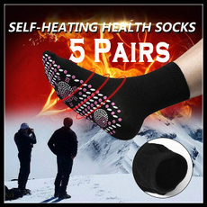 massagesock, selfheatingsock, Socks, unisex