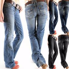 Damen Jeans Hose Hüfthose Röhre Röhrenjeans Skinny  Hüftjeans Stretch 462