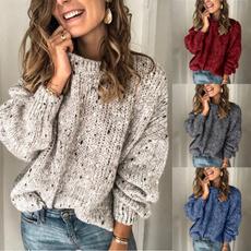 autumnwinter, Women Sweater, Winter, Sleeve