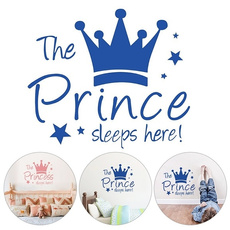 childrensroomdecoration, Princess, Stickers, Papel pintado