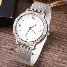 Women's Analog Watches, Fashion, Dress, Stainless Steel