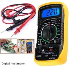 volttester, digitalmultimeter, digitalammeter, Pen