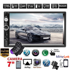 Touch Screen, Bluetooth, carvideo, bluetoothcarradio