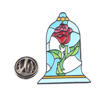 hatpin, Fashion, Rose, Pins