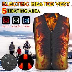 Vest, Outdoor, usb, Hunting