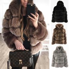Jacket, Fashion, fur, Winter
