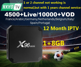Box, Mini, Italy, TV
