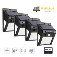 Outdoor, led, Waterproof, solarlight