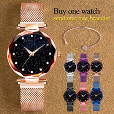 quartz, Casual Watches, Ladies Watches, Sky