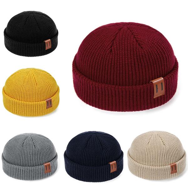 Warm Hat, pignosehat, Fashion, beanies hat