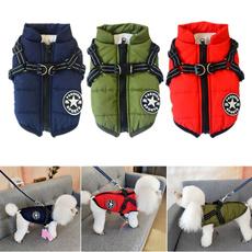 Vest, pet clothes, dog coat, Winter
