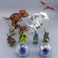 building, Toy, dinosaurtoy, jurassic
