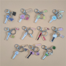 K-Pop, seventeen, Key Chain, mobilephonekeychain