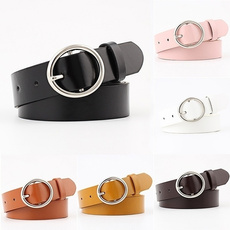 Vintage, Fashion Accessory, Leather belt, Buckle-Belt