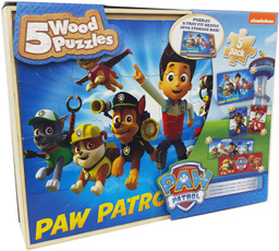 Box, patrol, puzzlesgame, paw
