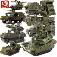Toy, Tank, figure, Army