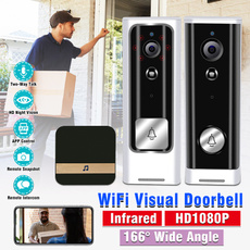 Home & Kitchen, chimedoorbell, wirelessdoorbell, Door