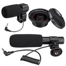dvrmicrophone, Microphone, cameramicrophone, videocamera