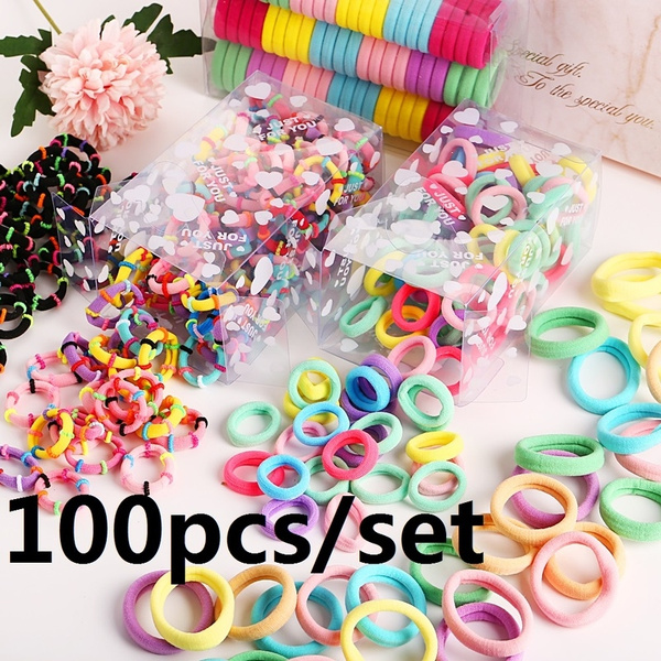 girlshairband, Nylon, kidhairaccessorie, candy color