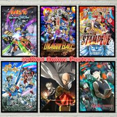 Decor, animemovieposter, dragonballposetr, animewallsticker